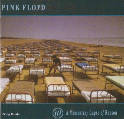 PINK FLOYD - A MOMENTARY LAPSE OF (CD)