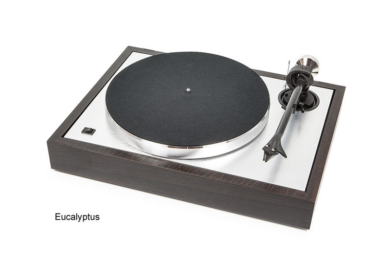 PRO-JECT – THE CLASSIC + 2M SILVER