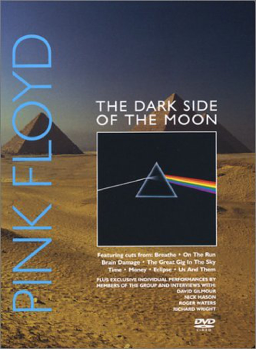 PINK FLOYD - THE DARK SIDE OF THE MOON (DVD)