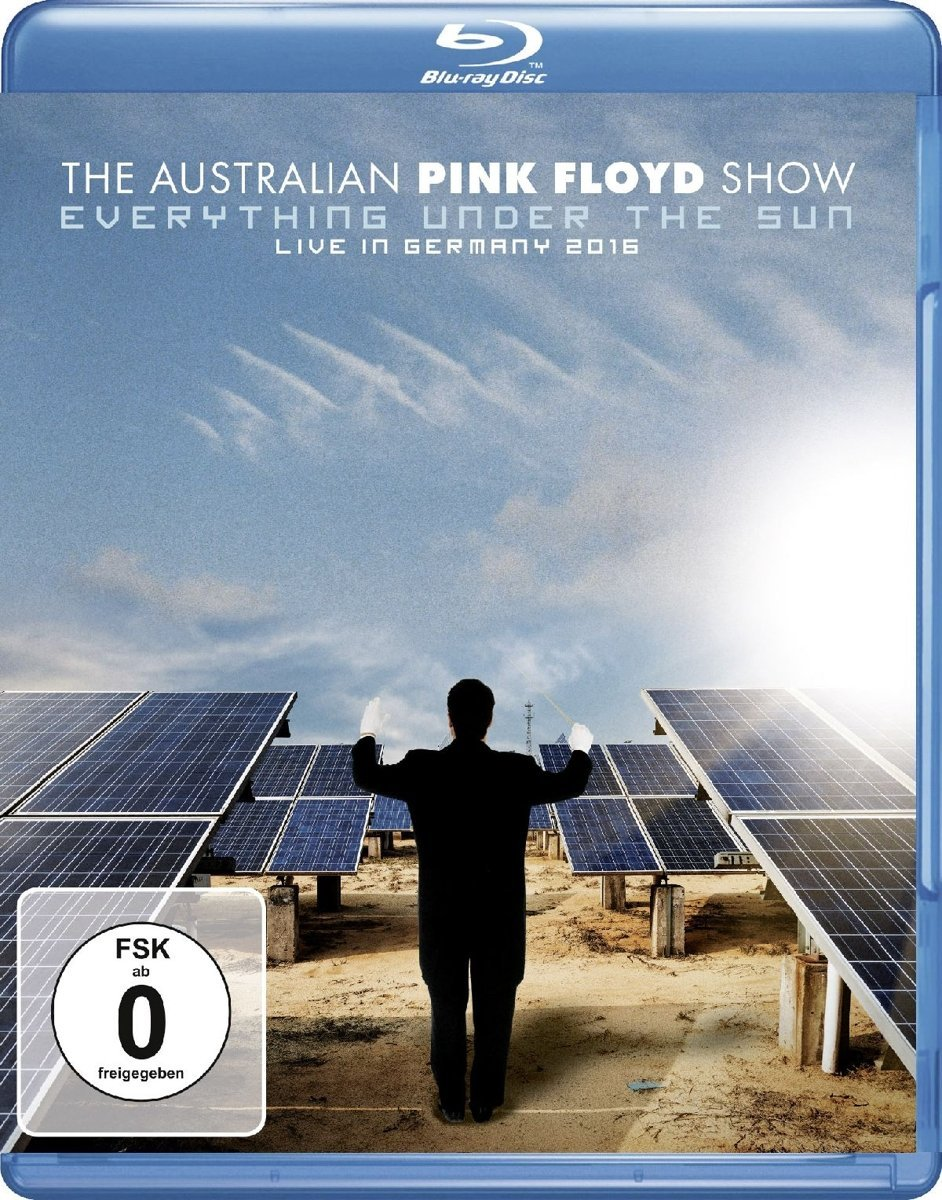 Australian Pink Floyd Show - Everything Under the Sun (BLU-RAY)