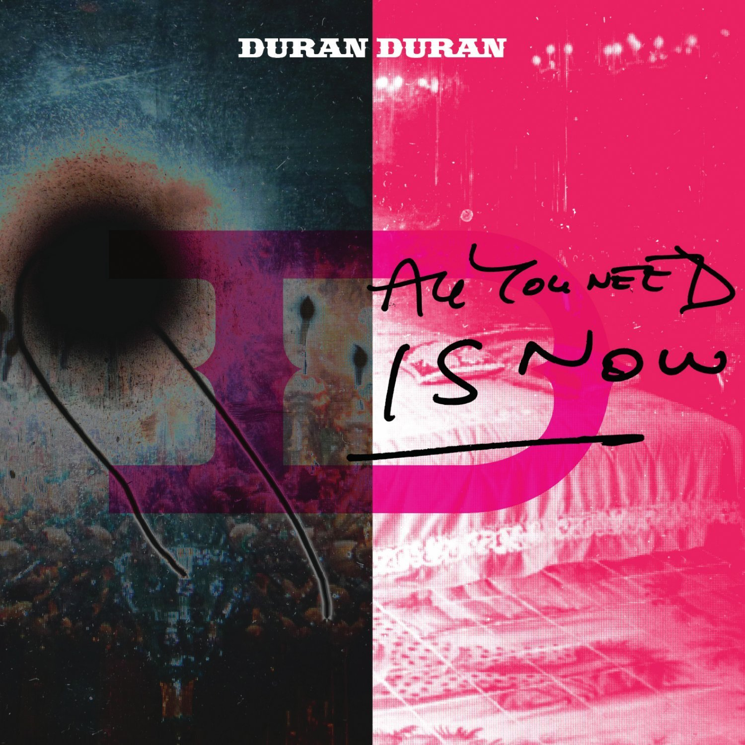 DURAN DURAN - ALL YOU NEED IS NOW (CD)