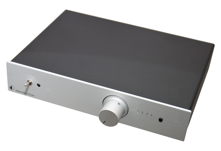 Pro-Ject Stereo Box S Phono PR