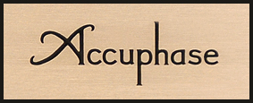 Accuphase solid logo II